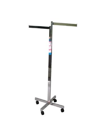 2-Way Upright Rack - FLAG Arms - Chrome