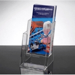 Acrylic Brochure Holder-2 Tier