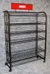 Black Candy Snack Rack