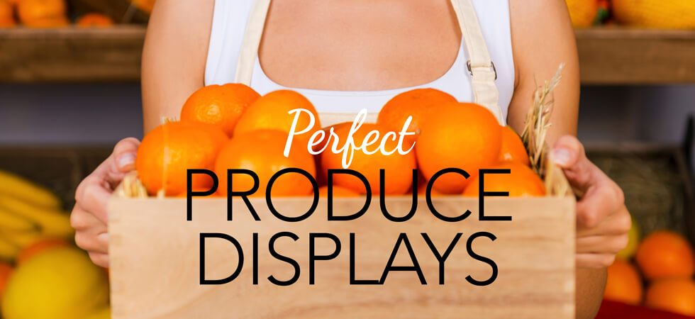 Produce Displays For Grocery Stores