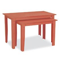 Wonderful Home U003e Wood Displays U003e Wooden Tables U003e Cherry Nesting Tables