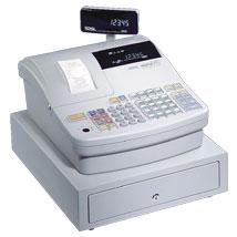 Casio pcr t265 cash register
