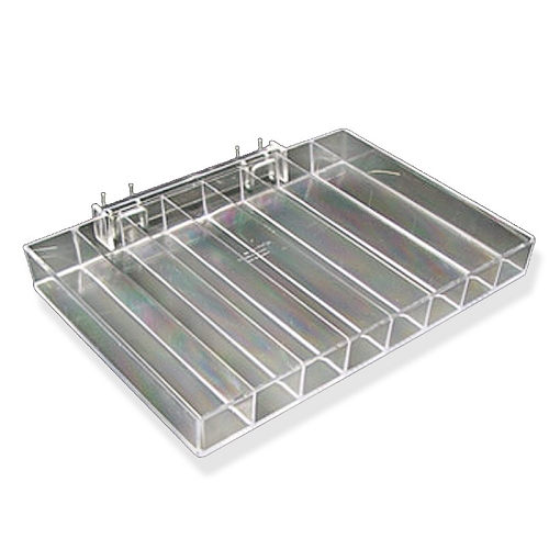 8 Compartment Nail Polish Tray