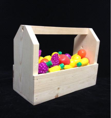 Knotty Pine Candy BOX