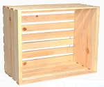 Large Floral Crates - 2ct