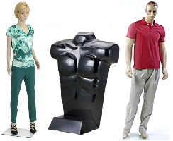 Mannequins And Fashion Forms