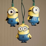 Minions Kevin & Jerry String Lights - 11ft