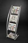 Radius 4-Pocket Newsstand