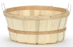 Shallow Bushel Baskets - 12ct