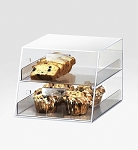 Classic Slant Front Display Case - 2 Drawers