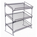 3 Shelf Counter Display Rack