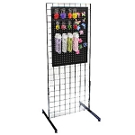 Metal Pegboard Magnet Gridwall Display