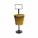 Single Basket Stand