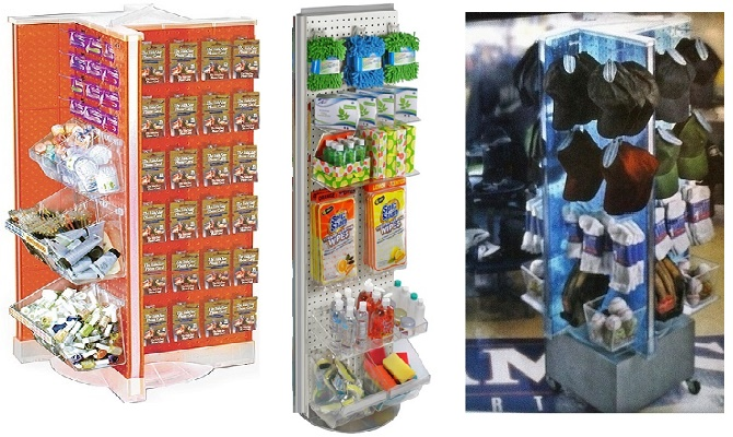 Pegboard Displays and Accessories