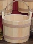 Whole Bucket Pine Display - Color Choice - 3ct