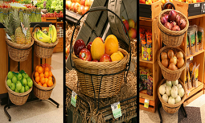 Baskets / Wicker Displays