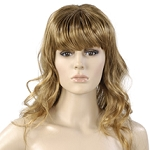 Female Brown Long Length Wig