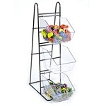 3 Tier Countertop Merchandiser