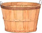 Bushel Baskets - 12ct - Color Choice
