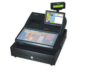 Hybrid Electronic Cash Register