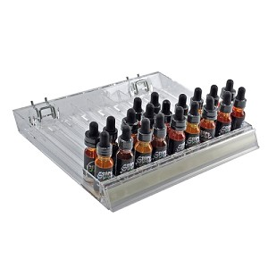 Nine Compartment Tray - 2ct