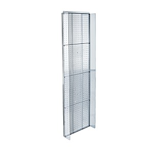 Pegboard Powerwing Display - 16.25Wx60H - Color Choice