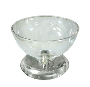 Single Bowl Counter Display - 8 in.