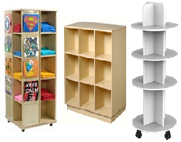 Merchandisers / Shelves