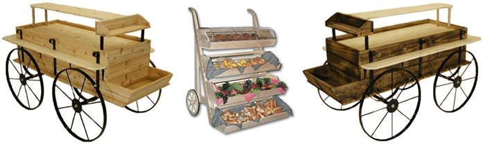 bakery carts subcategory hea