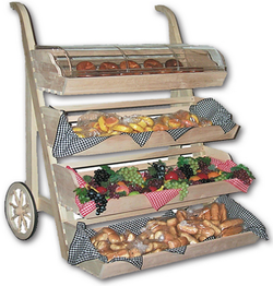 Bakery Carts