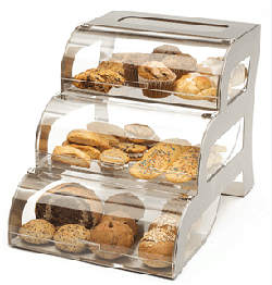 Countertop Bakery Displays
