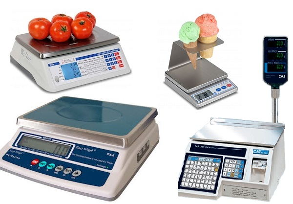 Retail Digital Scales and accessories