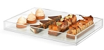 Acrylic Rectangle Display Tray - 18