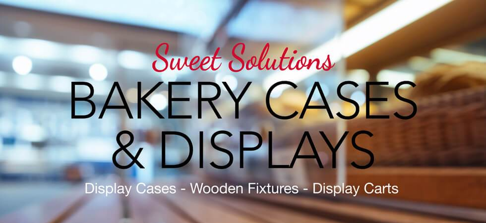 Bakery Cases And Displays