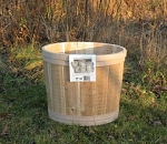Cedar Tubs - 17in  x 14in - 4ct