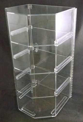 4 Shelf Clear Bakery Case And Shelves Bakery Display