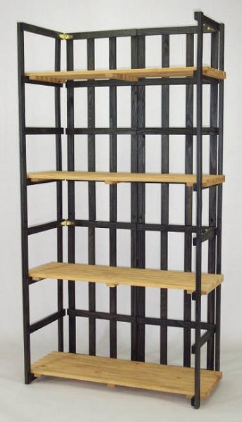 Folding Shelf Display W Removable Shelves Shelf Fixture