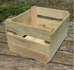 1/2 Bushel Peach Box - 4ct