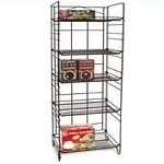 Heavy Duty Adjustable Shelving Rack - 5 Shelves