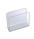 Large Acrylic Desktop File Holder - 4ct