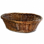 Large Oval Willow Basket