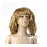 Blond Wig For Girl Mannequin