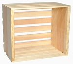 Medium Floral Crates - 2ct