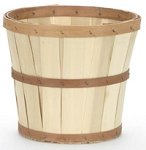 Natural Plant Baskets - 12ct