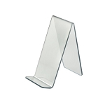 Acrylic Easel With Lip - 4in. - 10ct