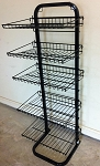 Big 5 Shelf Non Flex Freestanding Rack