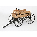 Decorative Hitch Wagon