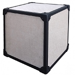 Linen Cube Display - Small