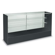 70 Inch Full Vision Display Case