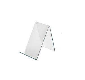 Acrylic Easel With Lip - 2 1/2in  - 10ct
